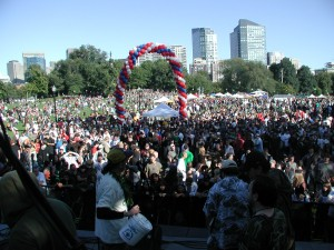 Cannabis event Boston